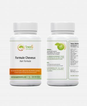 Formule Cheveux SynerG