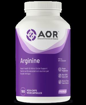 Arginine-660mg