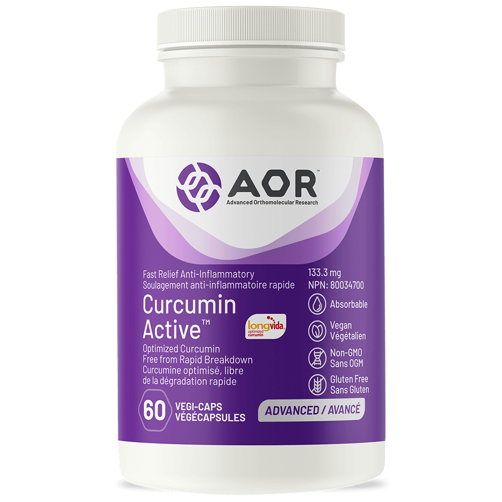 Curcumin-Active