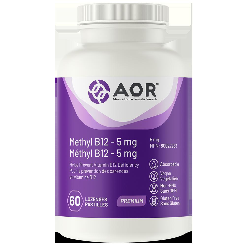 Methyl-B12-5mg-60s
