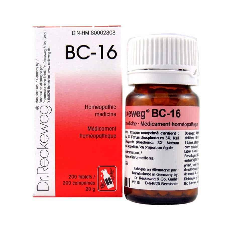 reckeweg-bc-16