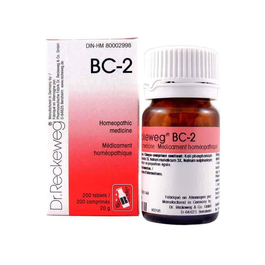 reckeweg-bc-2