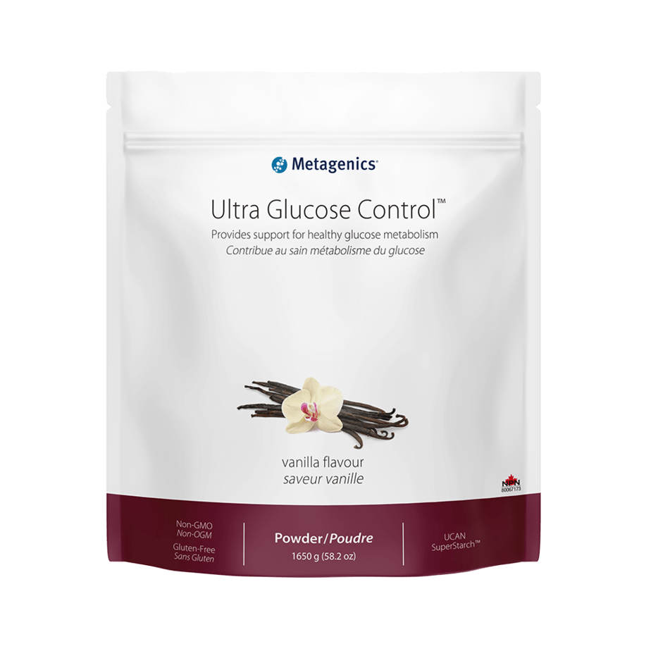 Ultra Glucose Control Vanilla Metagenics