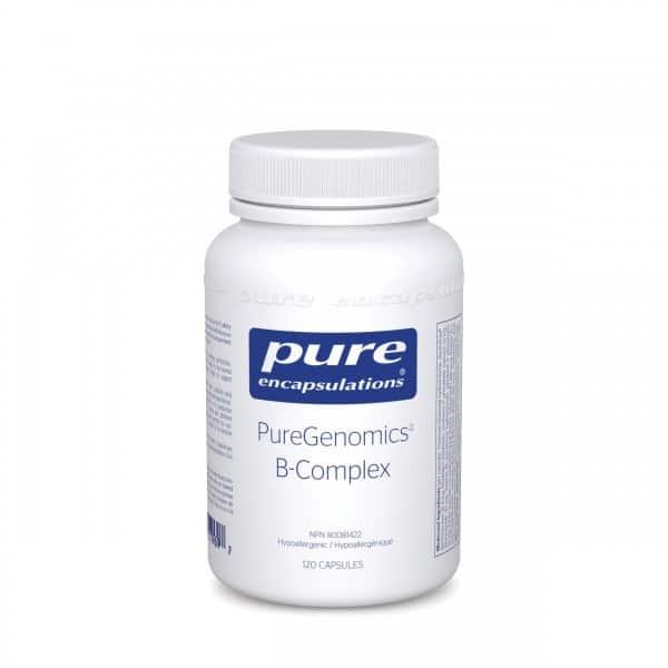 PureGenomix B-Complex 120