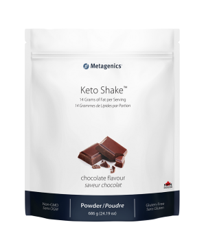 Keto Shake Chocolate