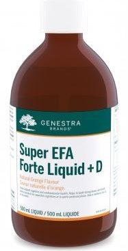 SuperEFAForteLiquid+D