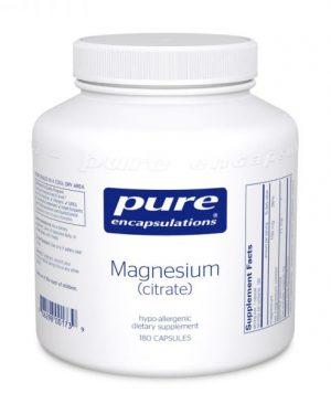 Magnesium Citrate Pure
