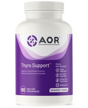 Thyro Support 90 AOR