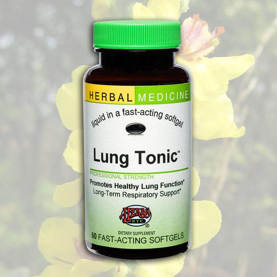 Herbs Etc. Lung Tonic 60 gélules