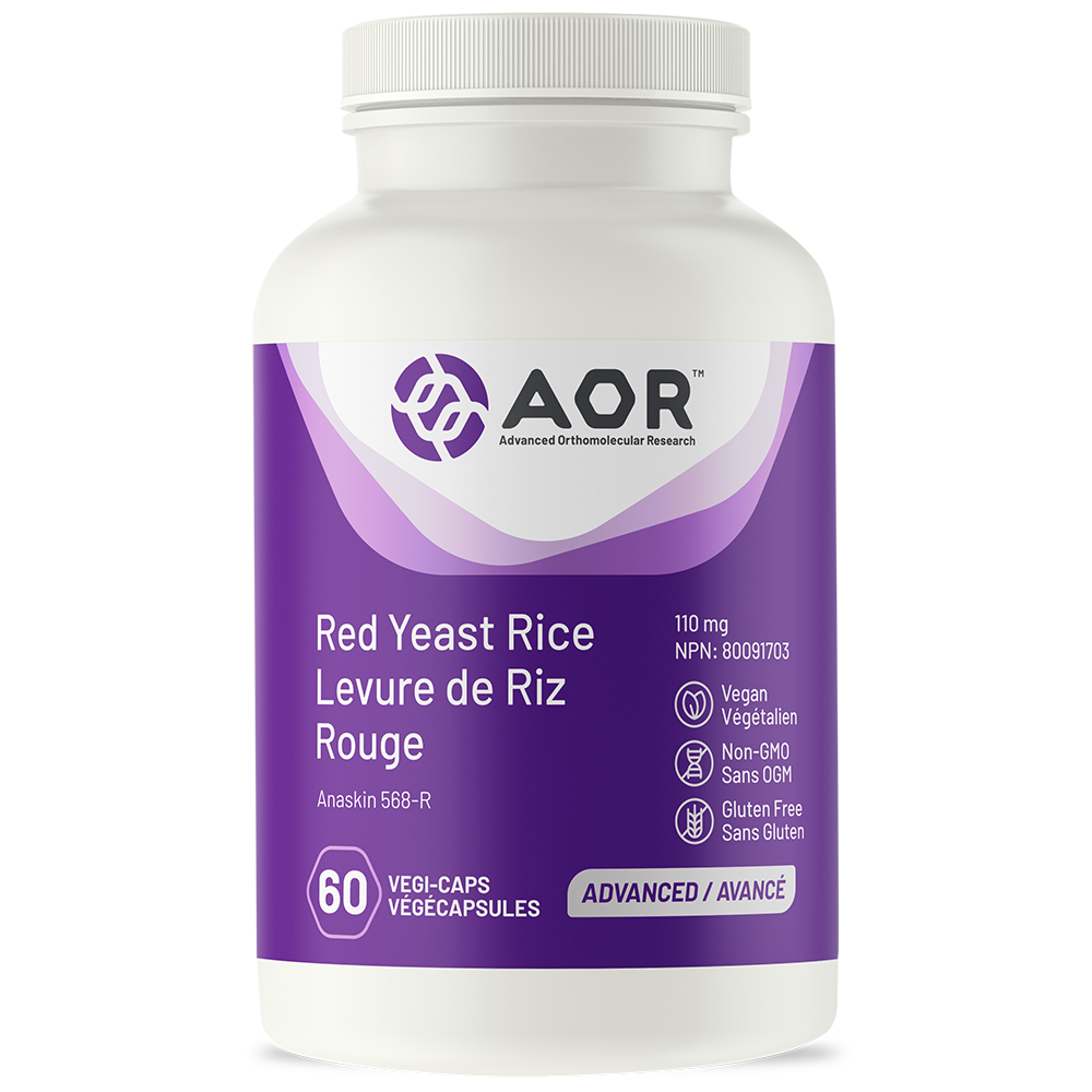 AOR-Red Yeast Rice 60