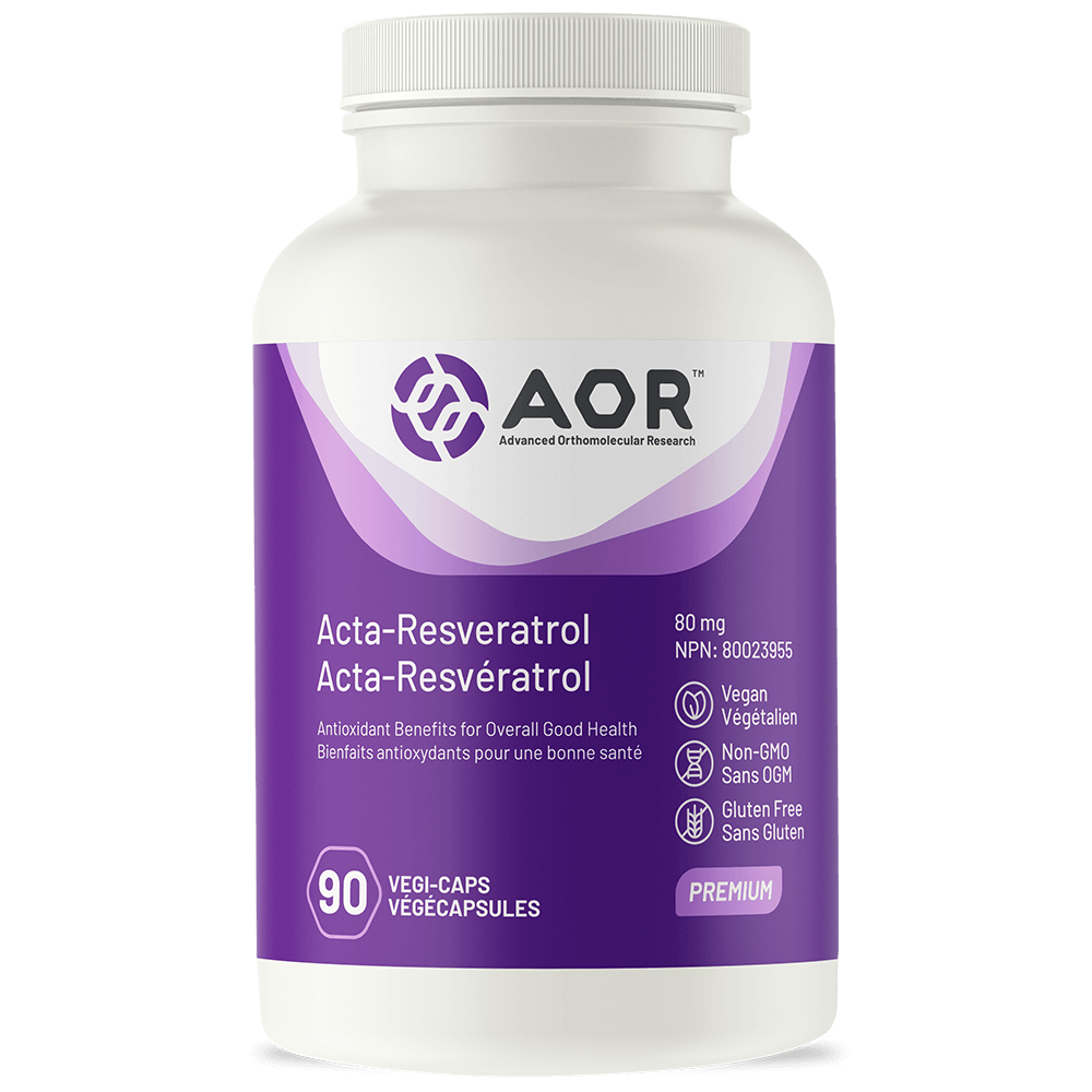 AOR-Acta-Resveratrol-90 v. caps.