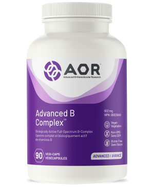 AOR-Advanced-B-Complex-90-capsules-végé