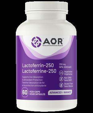 AOR-Lactoferrin-250-60-v.-caps.