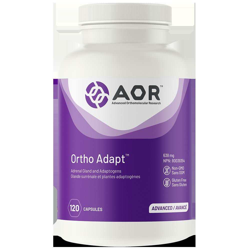 AOR-Ortho-Adapt-120 caps.
