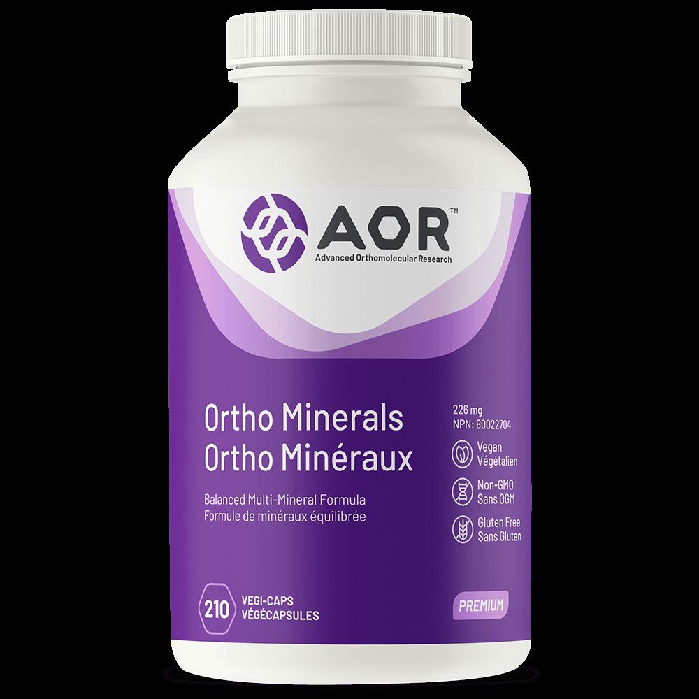 AOR-Ortho-Minerals-210 v. caps.